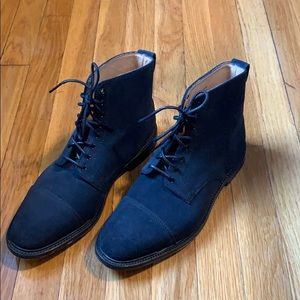 Alfred Sargent for Jcrew Boots
